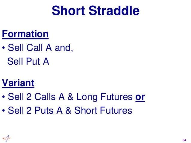 Trading strategies using derivatives