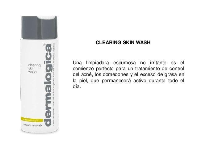 Una limpiadora espumosa no irritante es el comienzo perfecto para un tratamiento de control del acné, los comedones y el e...