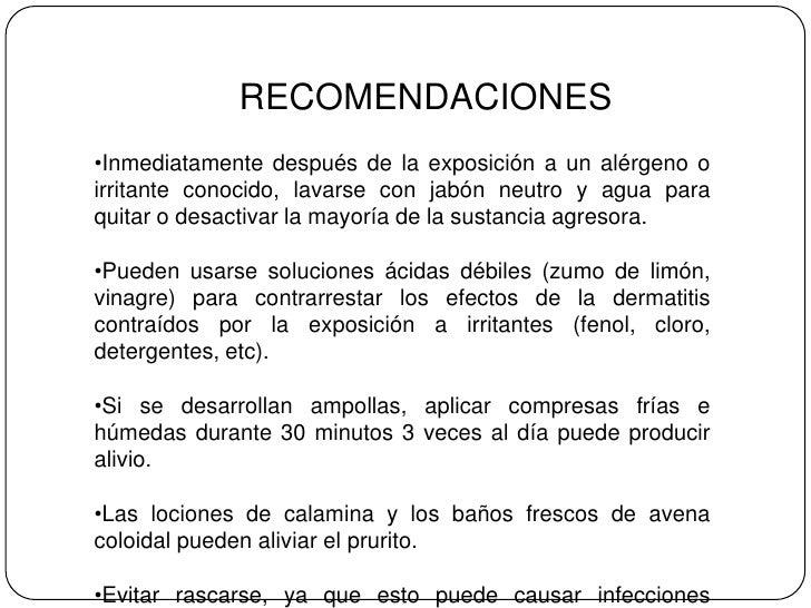 Dermatitis atpica for Dermatitis atopica piscina cloro