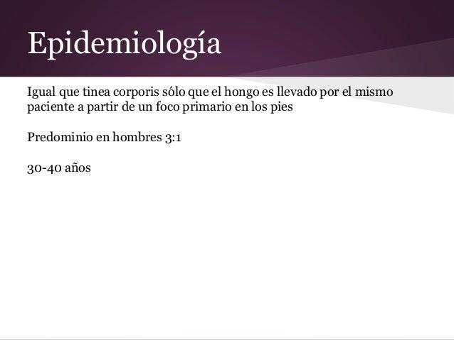 Dermatofitosis for Piscina hongos genitales