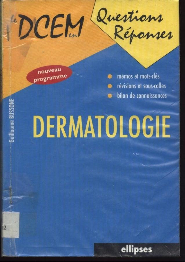 DECM Dermatologie