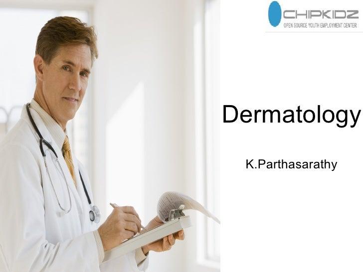 Dermatology K.Parthasarathy