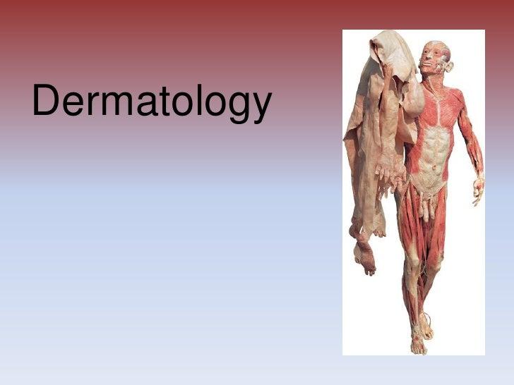 Dermatology<br />