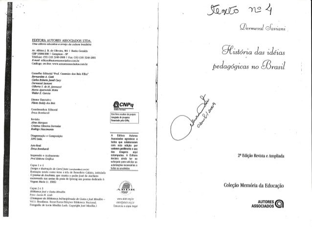 EDITORA AUTORES ASSOCIADOS LTDA,  lhna edilom educaltua a serviço da Cullum brusllefm  Av.  Albino).  B.  de Olivcin.  901...