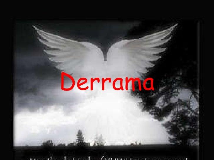 Derrama