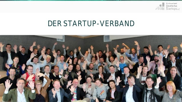 1  Strive not to be a success, but rather to be of value.bears  -Albert Einstein  DER STARTUP-VERBAND