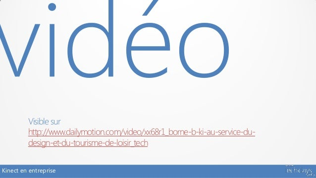 Visible sur         http://www.dailymotion.com/video/xx68r1_borne-b-ki-au-service-du-         design-et-du-tourisme-de-loi...
