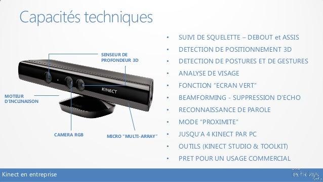 Capacités techniques                                                       •   SUIVI DE SQUELETTE – DEBOUT et ASSIS       ...