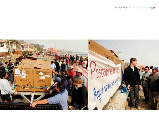 | 34 | ¿CUÁL ES TU DESAFIO? / WHAT IS YOUR CHALLENGE? Después de la tragedia le dije a mis colegas pescadores que fuéramos...