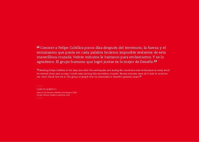 ESCUELAS / SCHOOLS | 83 | En Chile hay muchas personas que no han tenido una oportunidad. Y en un país donde los empresari...