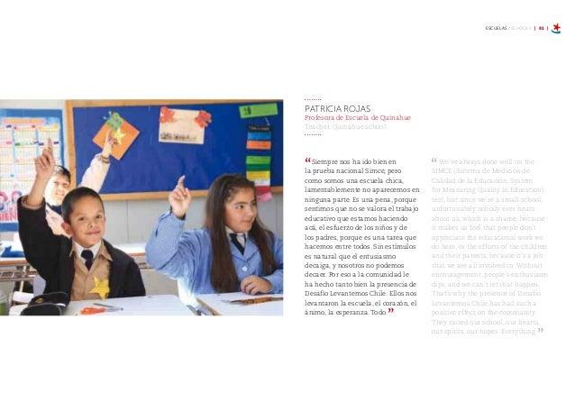 ESCUELAS / SCHOOLS | 87 |