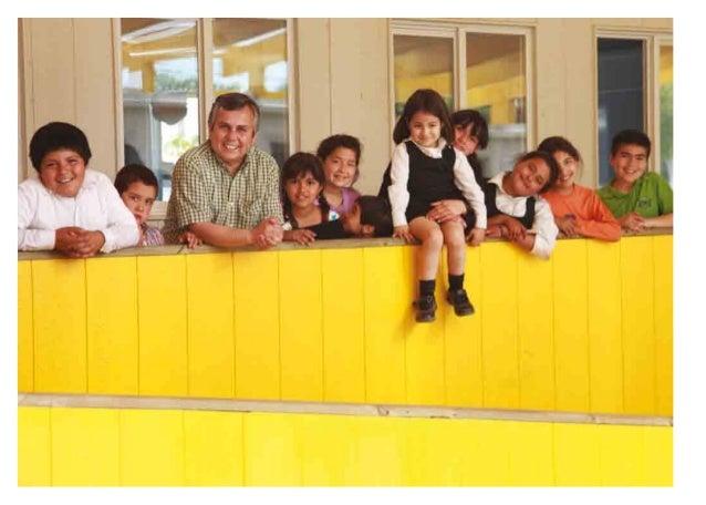 | 94 | ¿CUÁL ES TU DESAFIO? / WHAT IS YOUR CHALLENGE? Tuvimos la oportunidad de colaborar en la construcción de la escuela...