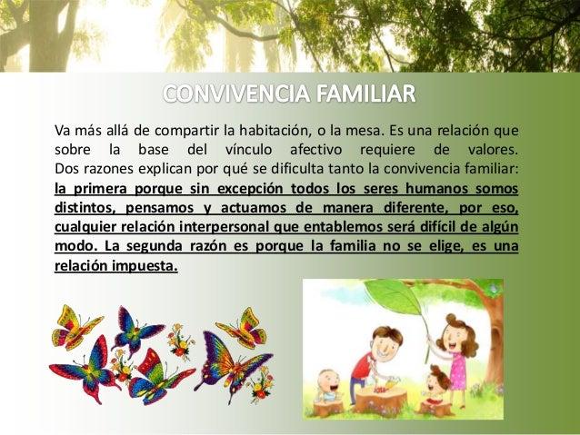 Desafios en la convivencia familiar for Tipos de familia pdf
