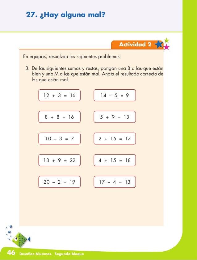 Desafios matemáticos para alumnos 1° 438faae1a5