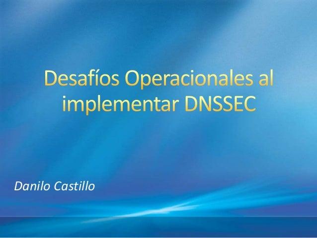Danilo Castillo