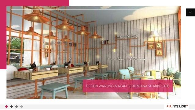 Model Warung Makan Sederhana | Ayo Desain Rumahmu