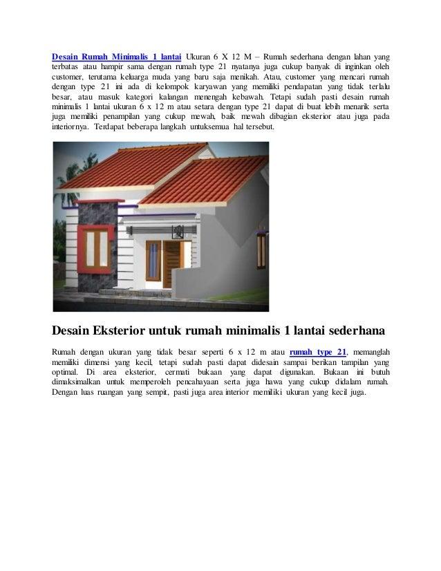 530 Koleksi Gambar Rumah Minimalis Ukuran Gratis Terbaru