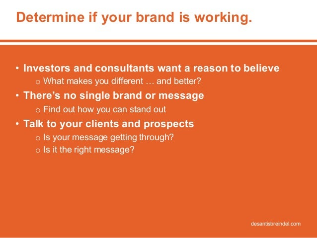 brands and branding research findings