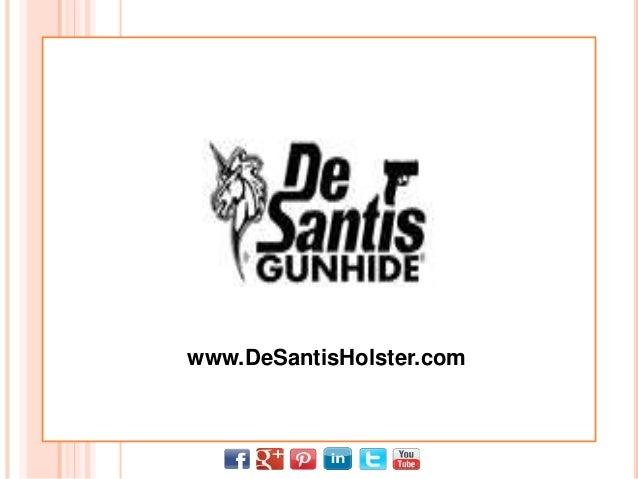 DeSantis Holster & Leather Goods Co Inc