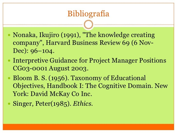 the knowledge creating company nonaka Knowledge creation ikujiro nonaka knowledge-creating teams or projects play key knowledge and the knowledge base of a company.