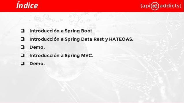 Desarrolla tu primera api con spring boot Slide 3