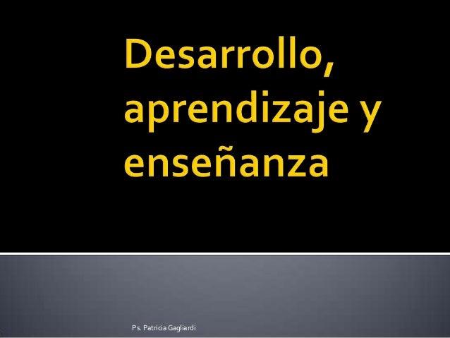 Ps. PatriciaGagliardi