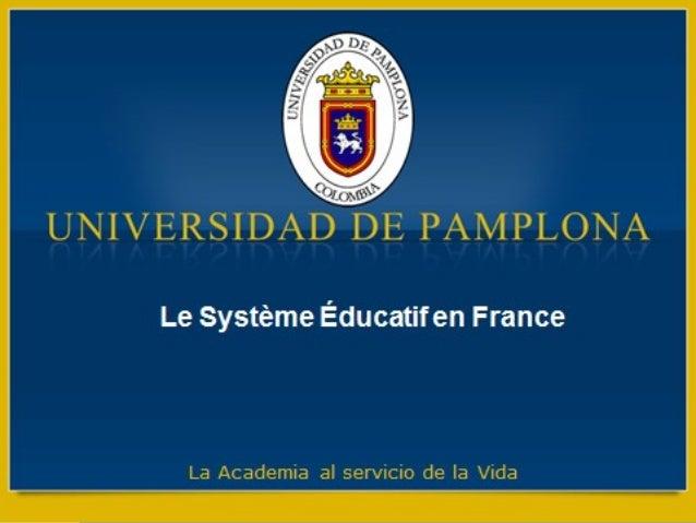 ÉDUCATION •  Les principes d'une instruction commune à tous ont été posés après la Révolution Française.  •  Le système éd...