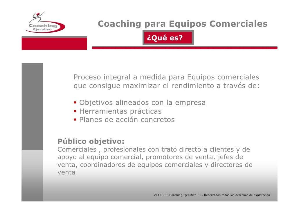 Desarrollo De Equipos Comerciales basado en CORAOPS Slide 2