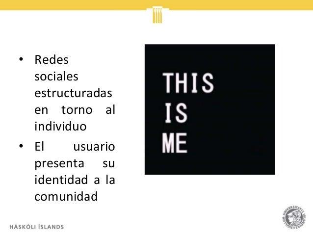 Desarrollo de la identidad digital a través de redes sociales