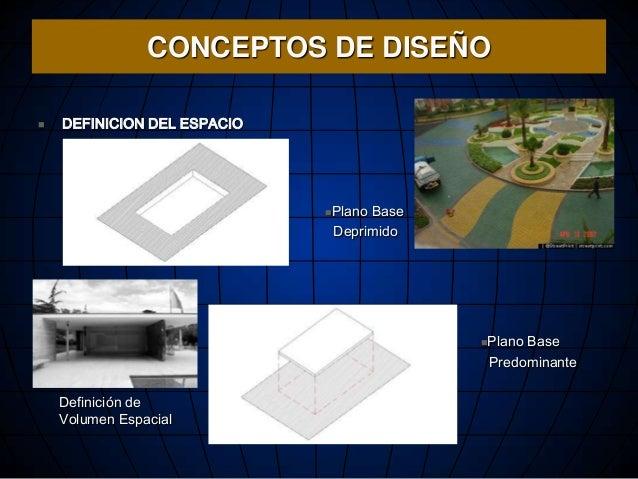 Desarrollo del concepto arquitect nico for Concepto de arquitectura