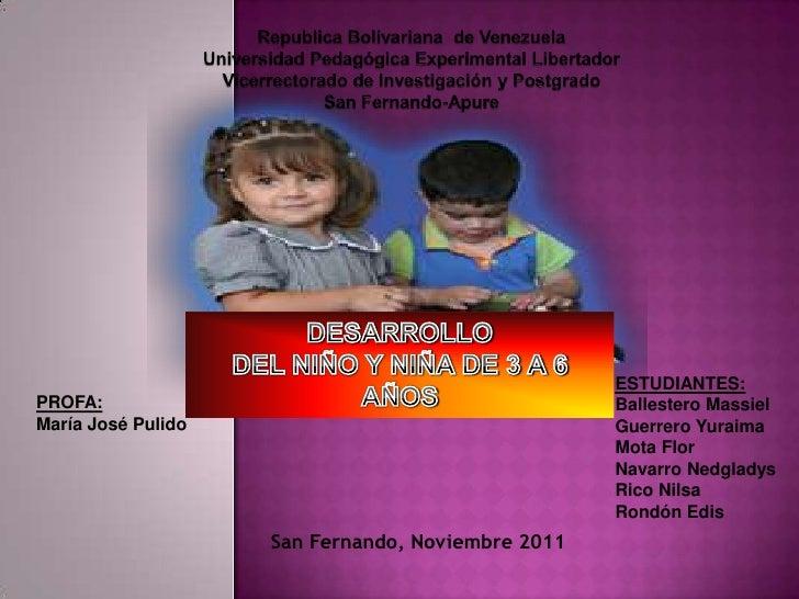 ESTUDIANTES:PROFA:                                             Ballestero MassielMaría José Pulido                        ...