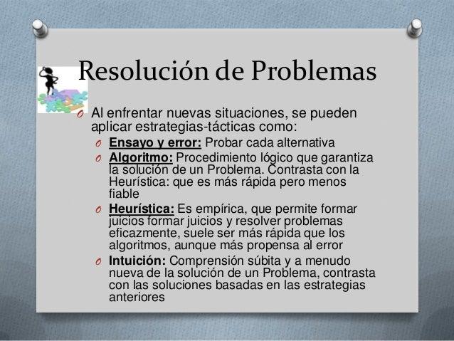 90 Estrategias De Resolucion De Problemas Psicologia