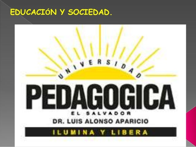 EDUCACIÓN Y SOCIEDAD.