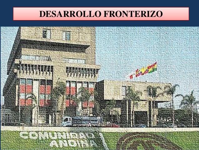 DESARROLLO FRONTERIZO