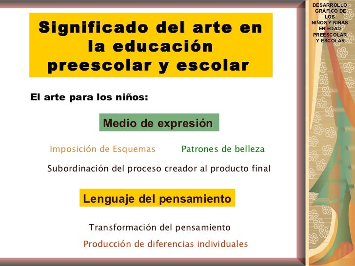 Desarrollo Grafico Del NiñO