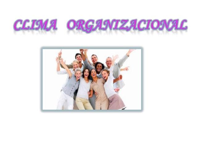Es un fenómeno que interviene entre losfactores del sistema organizacional Ytendencias motivacionales que tieneconsecuenci...