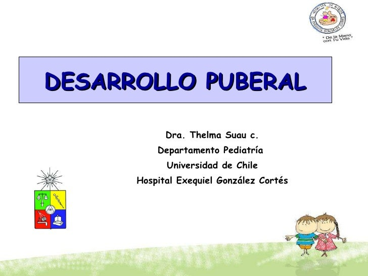 Desarrollo puberal 2009