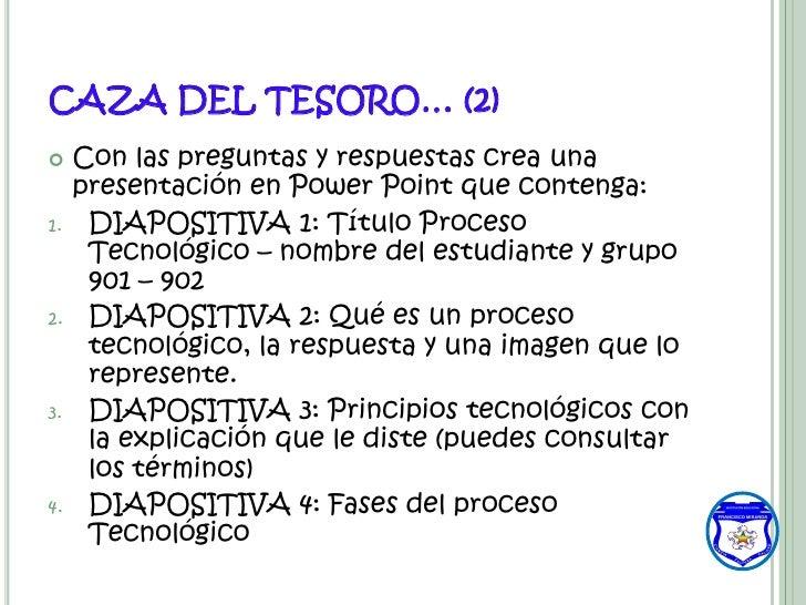 Desarrollos tecnologicos 10o Slide 3
