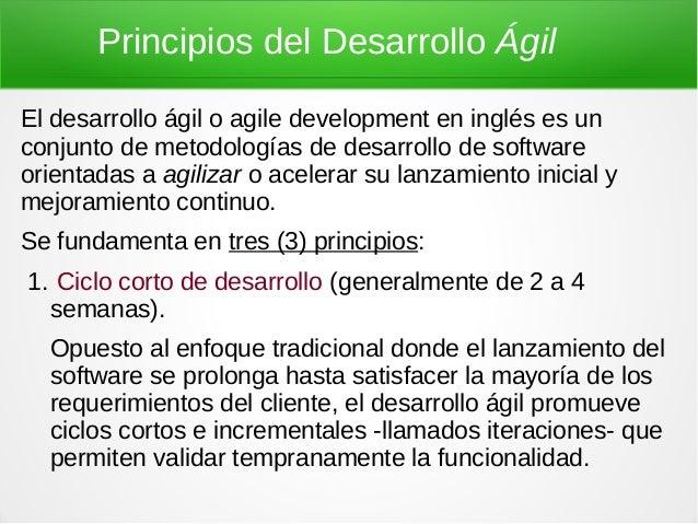 Desarrollo Web Ágil con Symfony, Bootstrap y Angular Slide 3