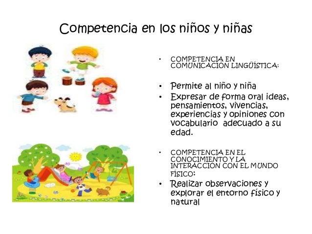 Desarrollo y competencia en los niños de 3 a 5 años ed34ad5e6a9