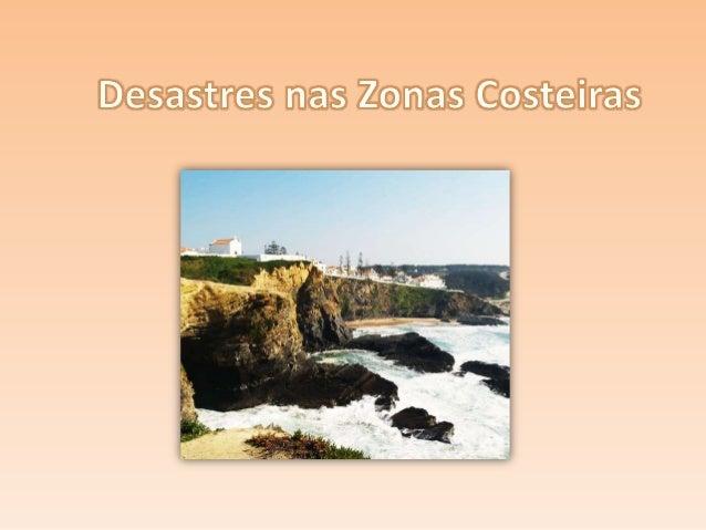 As regiões costeiras têm sofrido elevadas pressões devido ao aumento da densidade populacional nos últimos séculos, associ...
