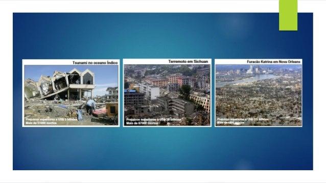 Desastres naturais conceitos basicos