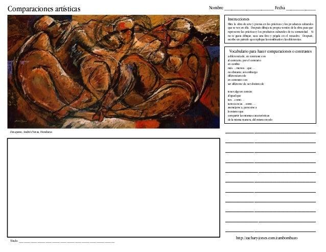 """""""Desayunos en el arte"""", por Zambombazo Slide 3"""