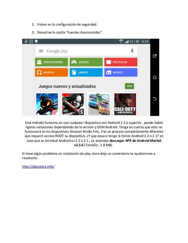 Descargar Play Store Gratis - Play Store