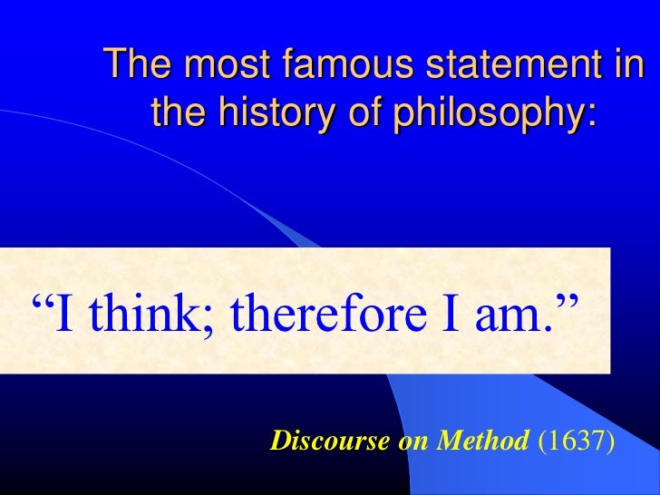 descartes and the theory of skepticism Cartesian doubt is a form of methodological skepticism associated with the writings and methodology of rené descartes (1596—1650) cartesian doubt is also known as cartesian skepticism, methodic doubt, methodological skepticism, universal doubt, or hyperbolic doubt cartesian doubt is a systematic process of being.