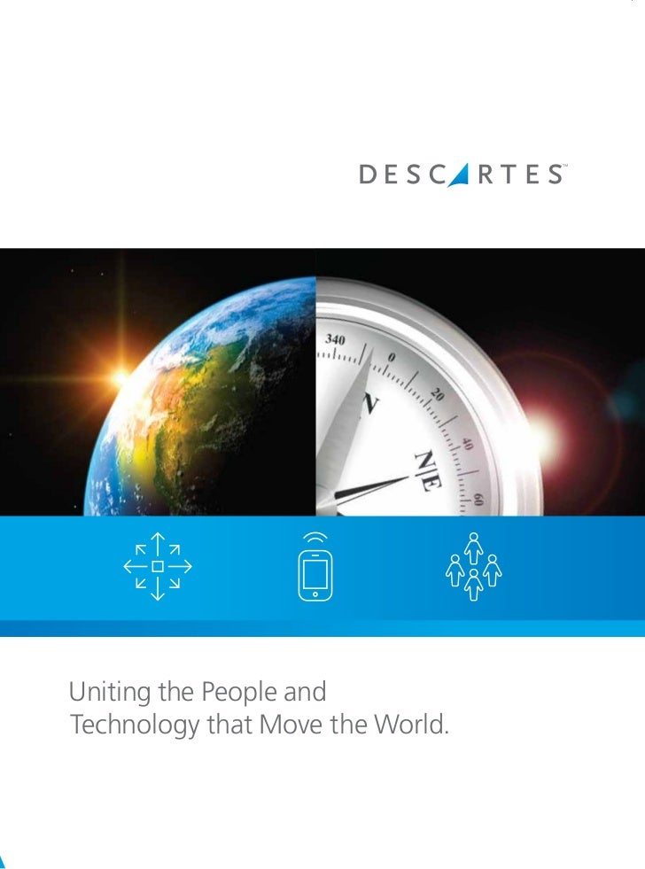 Uniting the People andTechnology that Move the World.