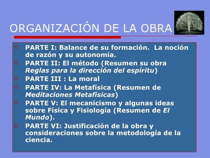 ORGANIZACIÓN DE LA OBRA <ul><li>PARTE I: Balance de su formación.  La noción de razón y su autonomía. </li></ul><ul><li>PA...