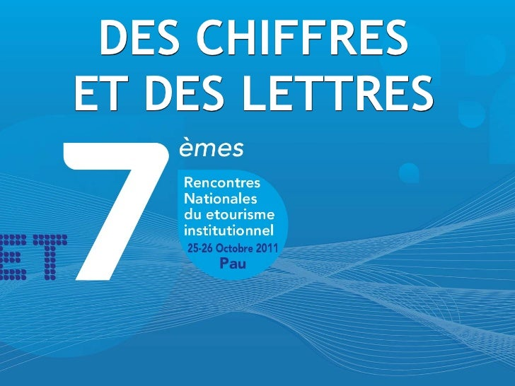 DES CHIFFRESET DES LETTRES