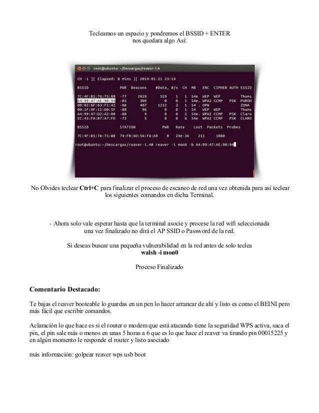 Como Descifrar Claves Wifi Con Seguridad Wpa2-Psk - Segfoversitun