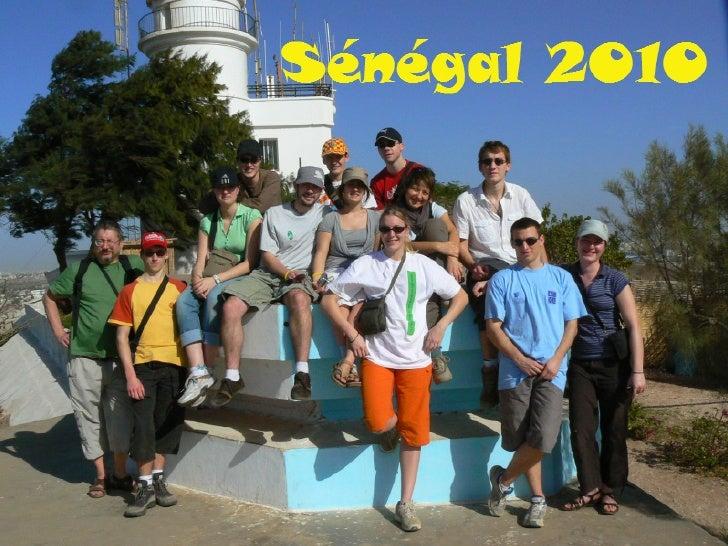 Desclaude SénéGal 2010